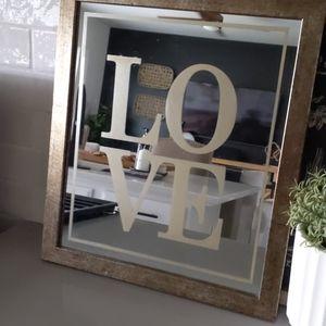 Mirrored love picture